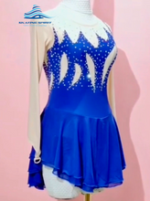 Load image into Gallery viewer, Figure Skating Dress #SD104
