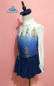Figure Skating Dress #SD107