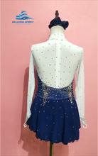 Load image into Gallery viewer, Figure Skating Dress #SD107