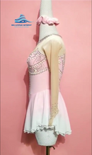 Load image into Gallery viewer, Figure Skating Dress #SD108