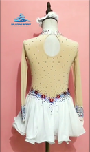 Load image into Gallery viewer, Figure Skating Dress #SD110