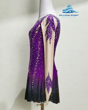 Load image into Gallery viewer, Figure Skating Dress #SD111