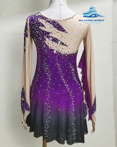 Figure Skating Dress #SD111