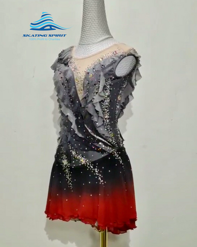 Figure Skating Dress #SD113