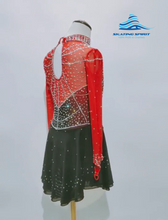 Load image into Gallery viewer, Figure Skating Dress #SD120