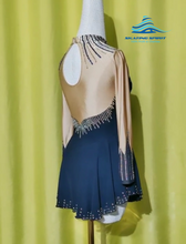 Load image into Gallery viewer, Figure Skating Dress #SD123