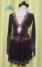 Load image into Gallery viewer, Figure Skating Dress #SD126