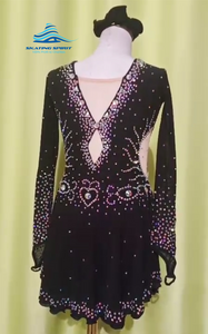 Figure Skating Dress #SD126