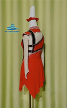 Load image into Gallery viewer, Figure Skating Dress #SD127