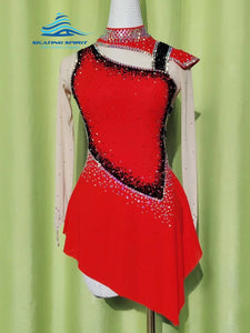 Figure Skating Dress #SD127