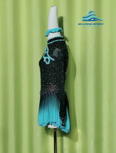 Load image into Gallery viewer, Figure Skating Dress #SD131