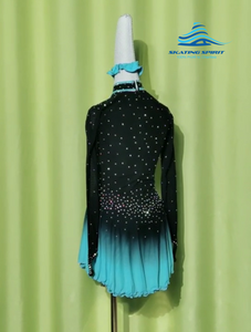 Figure Skating Dress #SD131