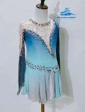 Load image into Gallery viewer, Figure Skating Dress #SD137