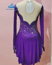 Load image into Gallery viewer, Figure Skating Dress #SD145