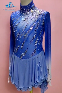 Figure Skating Dress #SD148