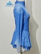 Load image into Gallery viewer, Figure Skating Dress #SD148