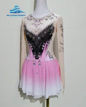 Load image into Gallery viewer, Figure Skating Dress #SD149