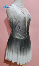 Load image into Gallery viewer, Figure Skating Dress #SD154