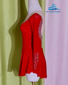 Figure Skating Dress #SD055