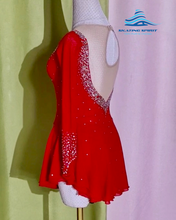 Load image into Gallery viewer, Figure Skating Dress #SD055