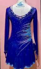 Load image into Gallery viewer, Figure Skating Dress #SD059