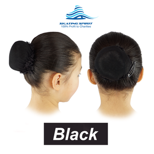 Colored Hair Nets for Ballet Bun (3 Pieces Set) - Attractive and Stylish