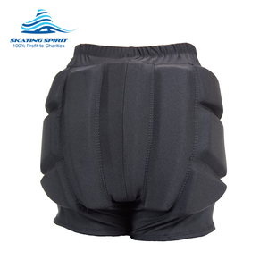 Padded Ice Skating Shorts - Skate with Confidence