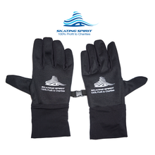 Load image into Gallery viewer, Padded Ice Skating Gloves - Keep Hands Dry, Warm, and Protected