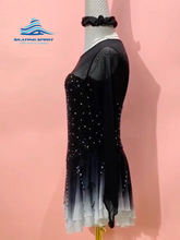 Load image into Gallery viewer, Figure Skating Dress #SD061
