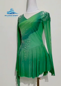 Figure Skating Dress #SD101