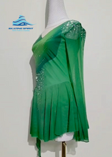Load image into Gallery viewer, Figure Skating Dress #SD101