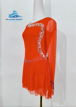 Load image into Gallery viewer, Figure Skating Dress #SD114