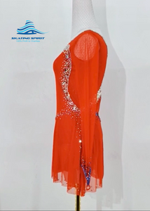 Figure Skating Dress #SD114