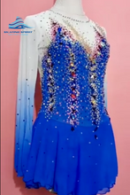 Load image into Gallery viewer, Figure Skating Dress #SD119
