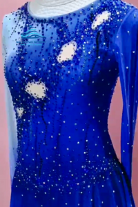 Figure Skating Dress #SD155