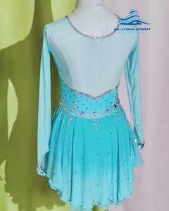 Figure Skating Dress #SD156