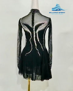 Figure Skating Dress #SD157