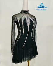 Load image into Gallery viewer, Figure Skating Dress #SD157