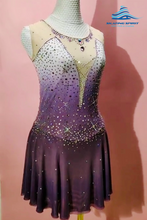 Load image into Gallery viewer, Figure Skating Dress #SD184