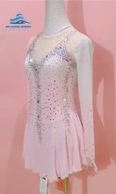 Load image into Gallery viewer, Figure Skating Dress #SD186