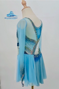 Figure Skating Dress #SD198