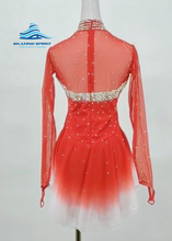 Load image into Gallery viewer, Figure Skating Dress #SD203