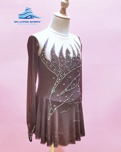Figure Skating Dress #SD159