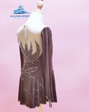 Load image into Gallery viewer, Figure Skating Dress #SD159