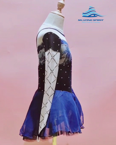 Figure Skating Dress #SD160