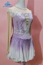 Load image into Gallery viewer, Figure Skating Dress #SD161
