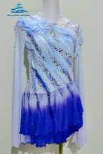 Load image into Gallery viewer, Figure Skating Dress #SD163