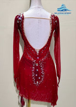 Load image into Gallery viewer, Figure Skating Dress #SD164