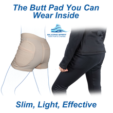 Load image into Gallery viewer, Padded Figure Skating Shorts Hip Tailbone Protective Underwear - Skate with Confidence