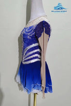 Load image into Gallery viewer, Figure Skating Dress #SD166